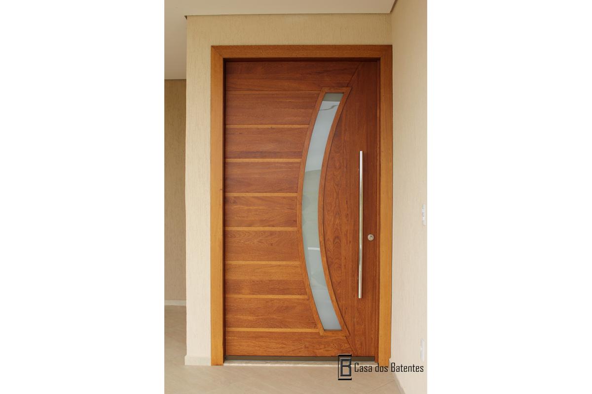 Porta pivotante madeira branca porta pivotante de alumnio for Porta m